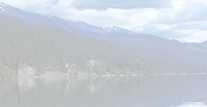 Part 6 of a sliced image of Skidoo Bay on Flathead Lake