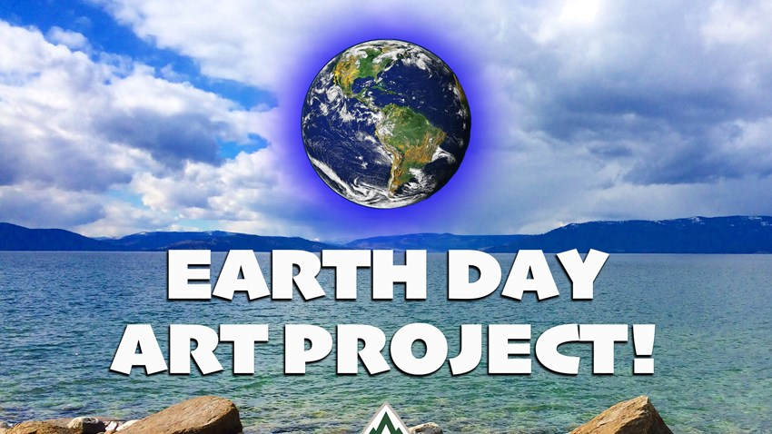 Announcing New Earth Day Art Project