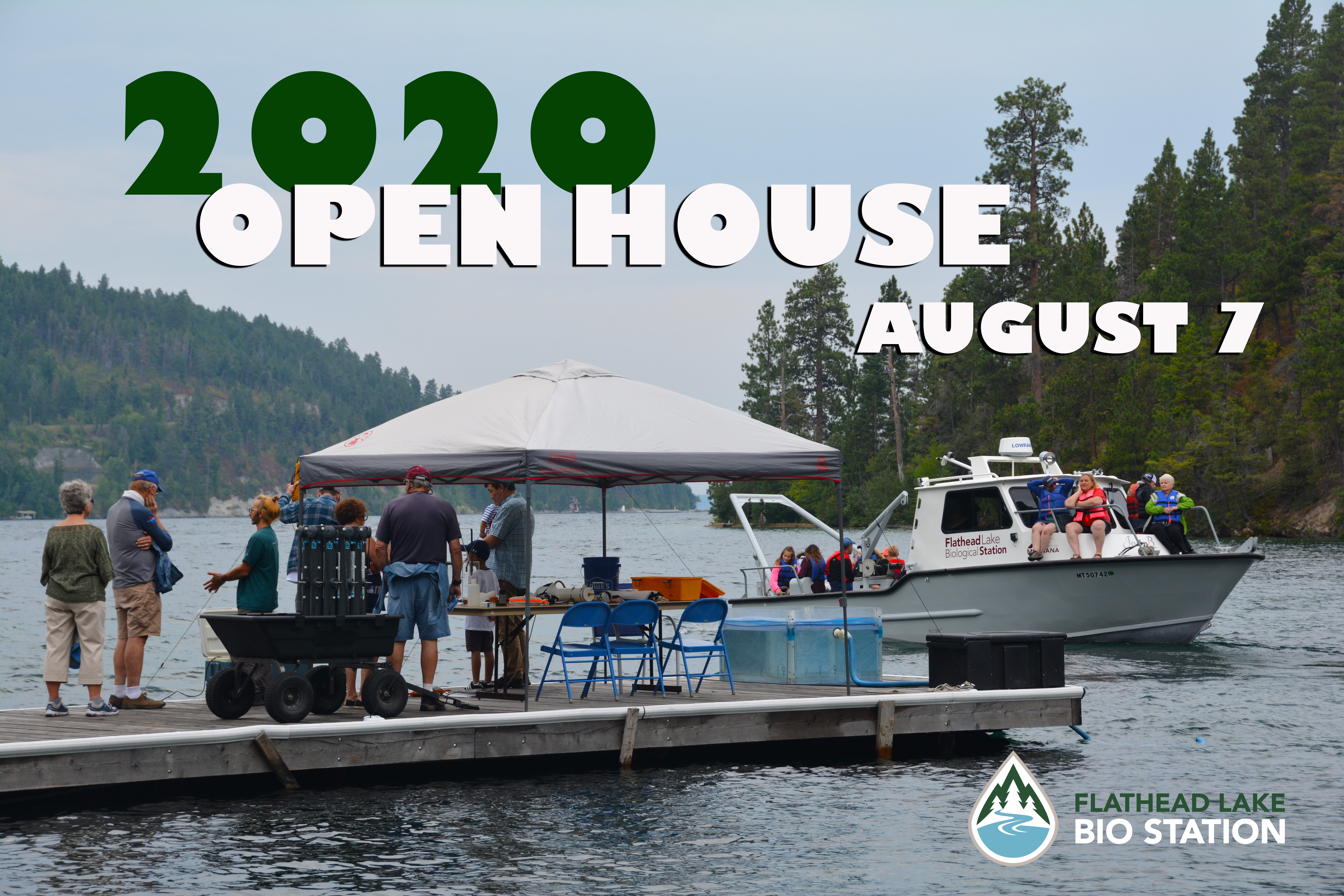 Open house guests are treated to science and boating at the 2019 FLBS open house